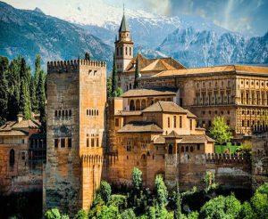 Umzug nach Granada
