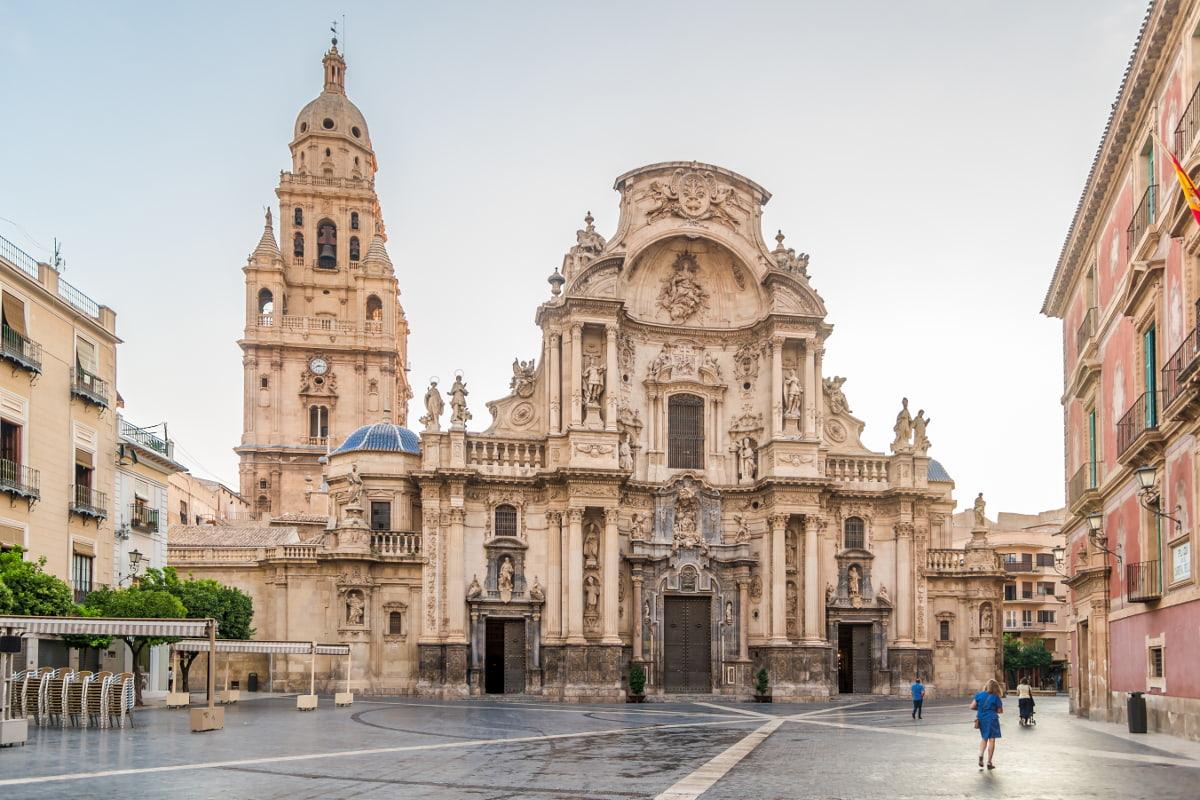 Umzug nach Murcia
