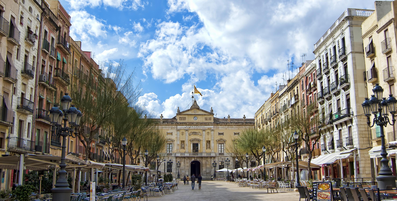 Umzug nach Tarragona