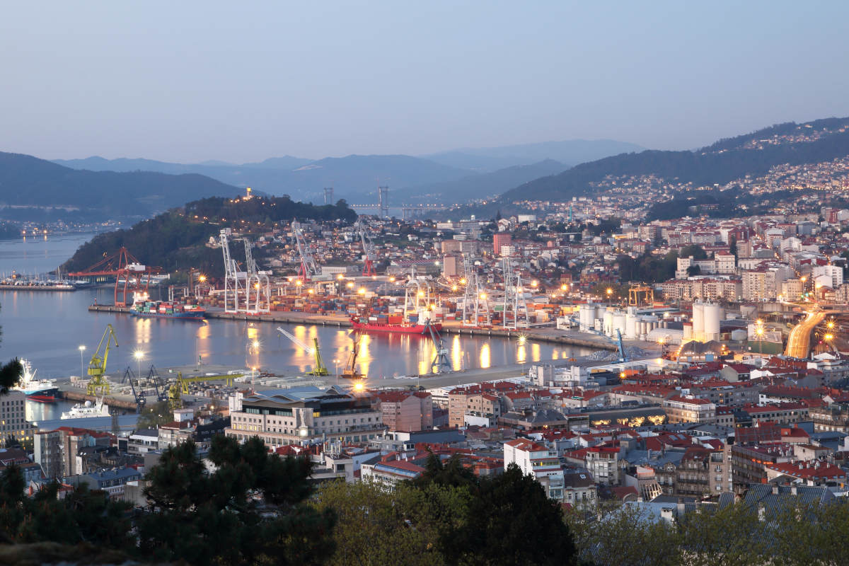 Umzug nach Vigo