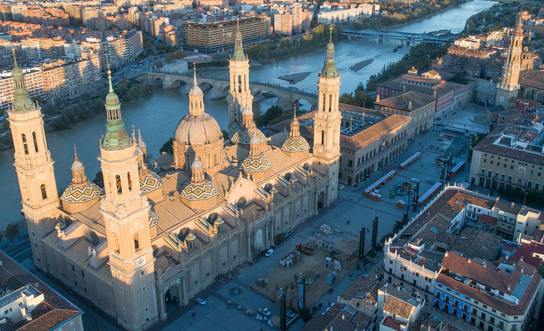 Umzug nach Zaragoza