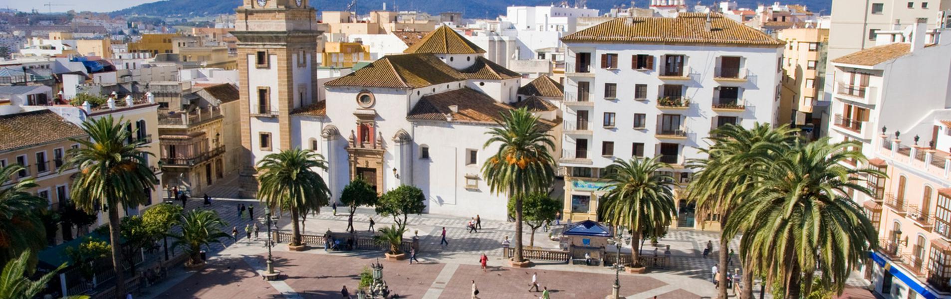 Umzug nach Algeciras