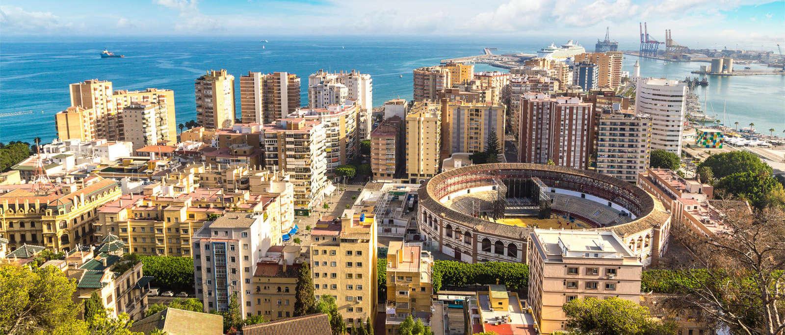 Umzug nach Malaga