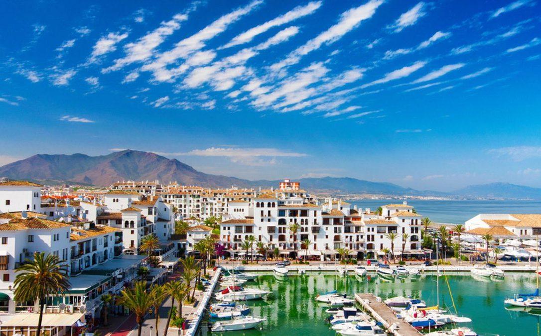 Umzug nach Marbella