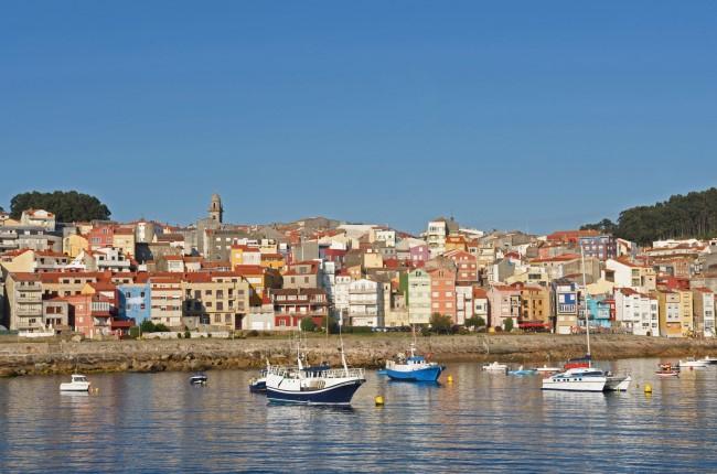 Umzug nach Pontevedra