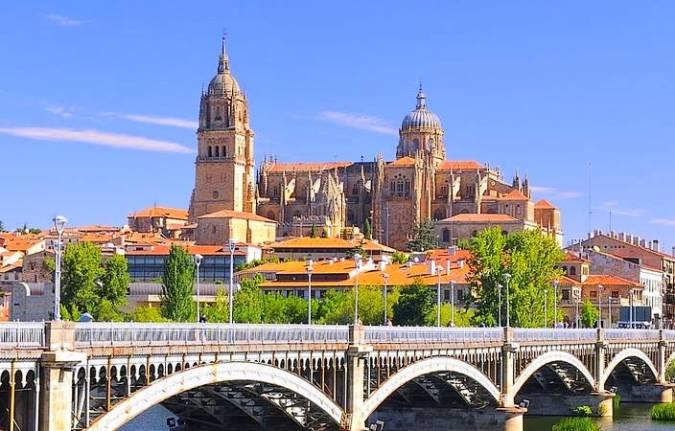 Umzug nach Salamanca
